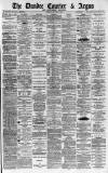 Dundee Courier Tuesday 02 January 1883 Page 1