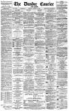 Dundee Courier Friday 04 January 1889 Page 1