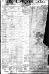 Liverpool Echo Monday 03 January 1881 Page 1