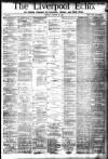 Liverpool Echo Tuesday 11 January 1881 Page 1