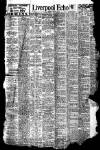 Liverpool Echo Thursday 12 January 1950 Page 1