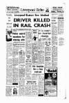 DRIVER KILLED IN RAIL CRASH