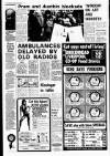 8 The Liverpool Echo, Moody, September 30, 1974 R ADVERTISEMENT The Labour Goverasaost behaves that fairness is society mast start