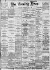 Portsmouth Evening News Wednesday 23 June 1897 Page 1