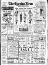 Portsmouth Evening News Monday 11 January 1926 Page 1