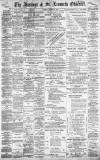 Hastings and St Leonards Observer Saturday 15 December 1900 Page 1