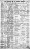 Hastings and St Leonards Observer Saturday 22 December 1900 Page 1