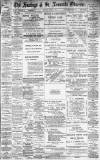 Hastings and St Leonards Observer Saturday 05 January 1901 Page 1