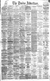 Dundee Advertiser Tuesday 03 January 1871 Page 1