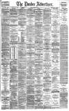 Dundee Advertiser Friday 20 January 1871 Page 1