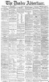 Dundee Advertiser Tuesday 06 January 1885 Page 1