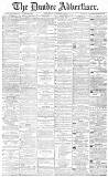 Dundee Advertiser Wednesday 16 December 1885 Page 1
