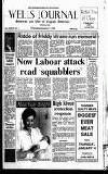 Wells Journal Thursday 07 January 1988 Page 1