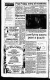 Wells Journal Thursday 07 January 1988 Page 6