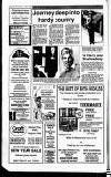 Wells Journal Thursday 07 January 1988 Page 20