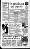 Wells Journal Thursday 05 April 1990 Page 16