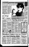 Wells Journal Thursday 12 April 1990 Page 18