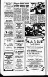 Wells Journal Thursday 12 April 1990 Page 22