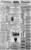 Cheltenham Chronicle Tuesday 05 January 1869 Page 1
