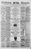 Cheltenham Chronicle Tuesday 03 August 1869 Page 1
