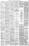 Leamington Spa Courier Saturday 12 January 1884 Page 8