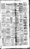 Gloucestershire Echo Wednesday 06 February 1884 Page 1