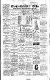 Gloucestershire Echo Monday 11 February 1884 Page 1