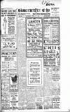 Gloucestershire Echo Wednesday 03 February 1926 Page 1
