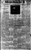 Nottingham Evening Post Monday 12 January 1920 Page 1