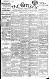 Gloucester Citizen Monday 01 March 1926 Page 1