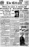 Gloucester Citizen Wednesday 30 June 1943 Page 1