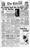 Gloucester Citizen Thursday 12 January 1950 Page 1