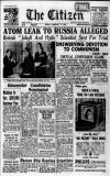 Gloucester Citizen Friday 10 February 1950 Page 1