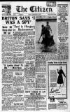 Gloucester Citizen Friday 17 February 1950 Page 1