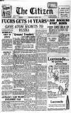 Gloucester Citizen Wednesday 01 March 1950 Page 1