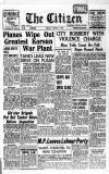 Gloucester Citizen Friday 04 August 1950 Page 1