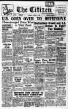 Gloucester Citizen Monday 07 August 1950 Page 1
