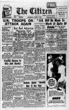 Gloucester Citizen Wednesday 09 August 1950 Page 1
