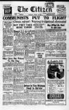 Gloucester Citizen Thursday 10 August 1950 Page 1