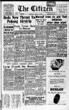 Gloucester Citizen Saturday 12 August 1950 Page 1