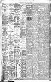 Western Morning News Saturday 28 January 1888 Page 4