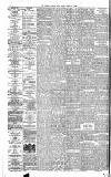 Western Morning News Friday 01 February 1889 Page 4