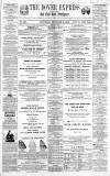 Dover Express Saturday 17 December 1864 Page 1