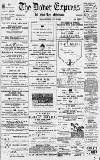 Dover Express Friday 25 May 1894 Page 1