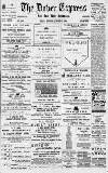 Dover Express Friday 12 October 1894 Page 1