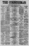 Cornishman Thursday 12 September 1878 Page 1