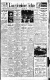 Lincolnshire Echo Tuesday 03 January 1933 Page 1
