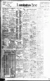 Lincolnshire Echo Saturday 04 January 1936 Page 6