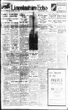 Lincolnshire Echo Tuesday 11 February 1936 Page 1