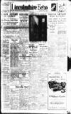 Lincolnshire Echo Friday 28 February 1936 Page 1